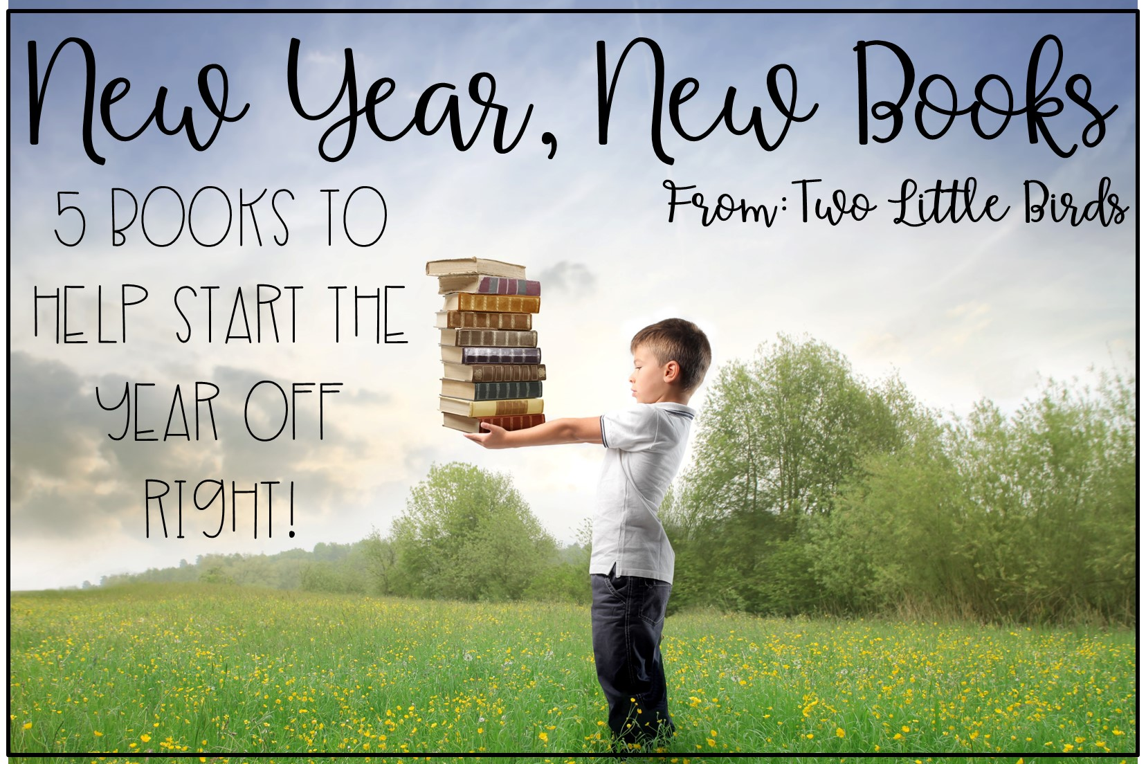 Read Aloud Books for the New Year