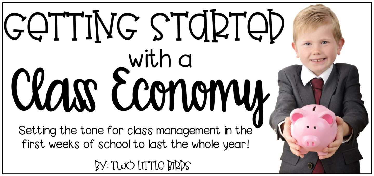 Getting Started with a Class Economy