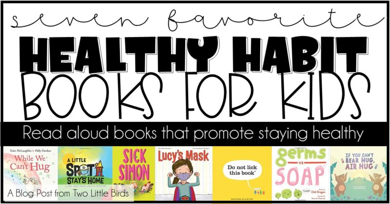 Seven Favorite Books About Staying Healthy