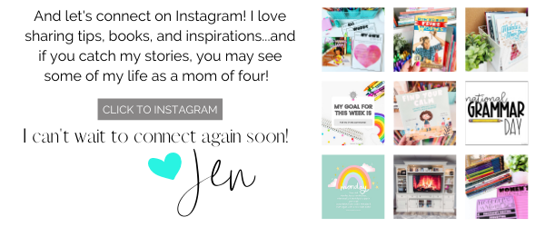 Let's connect on instagram!