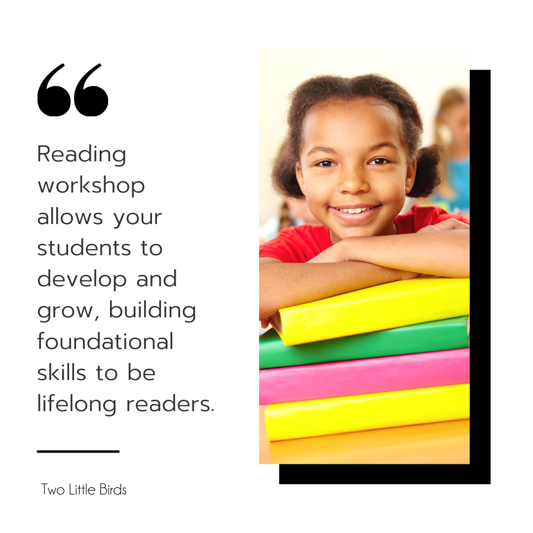 Reading workshop quote