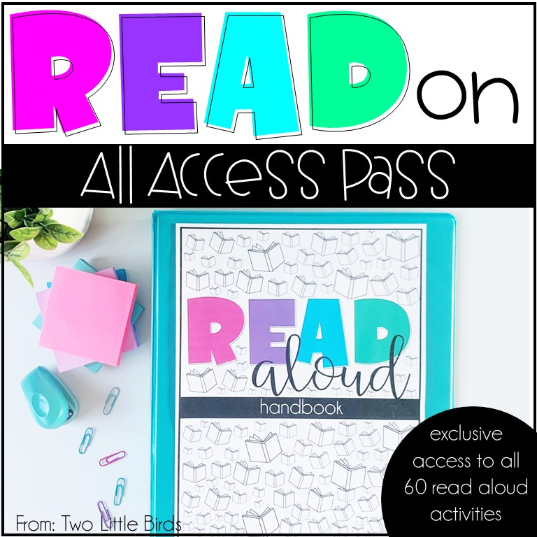 read on all access pass