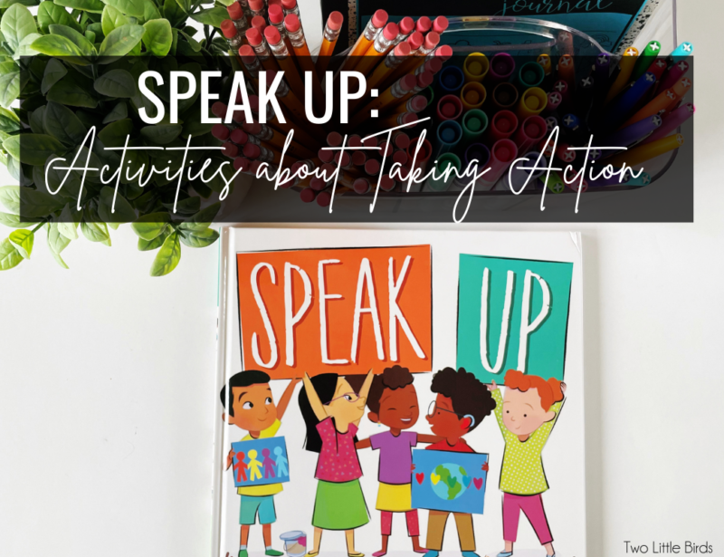 Speak Up: Student Activities  to Take Action