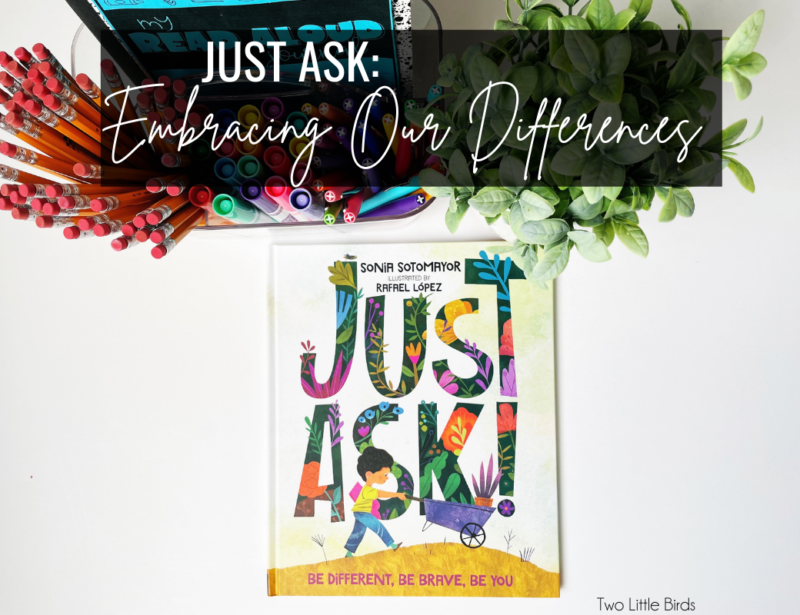 Just Ask: Activities to Promote Diversity and Acceptance